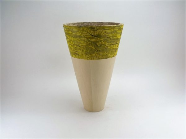 Vase jaune - Gilles McInnis