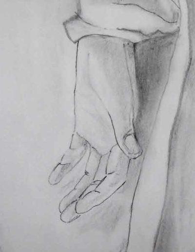 dessin-pour-sculpture--Vierge-(4)